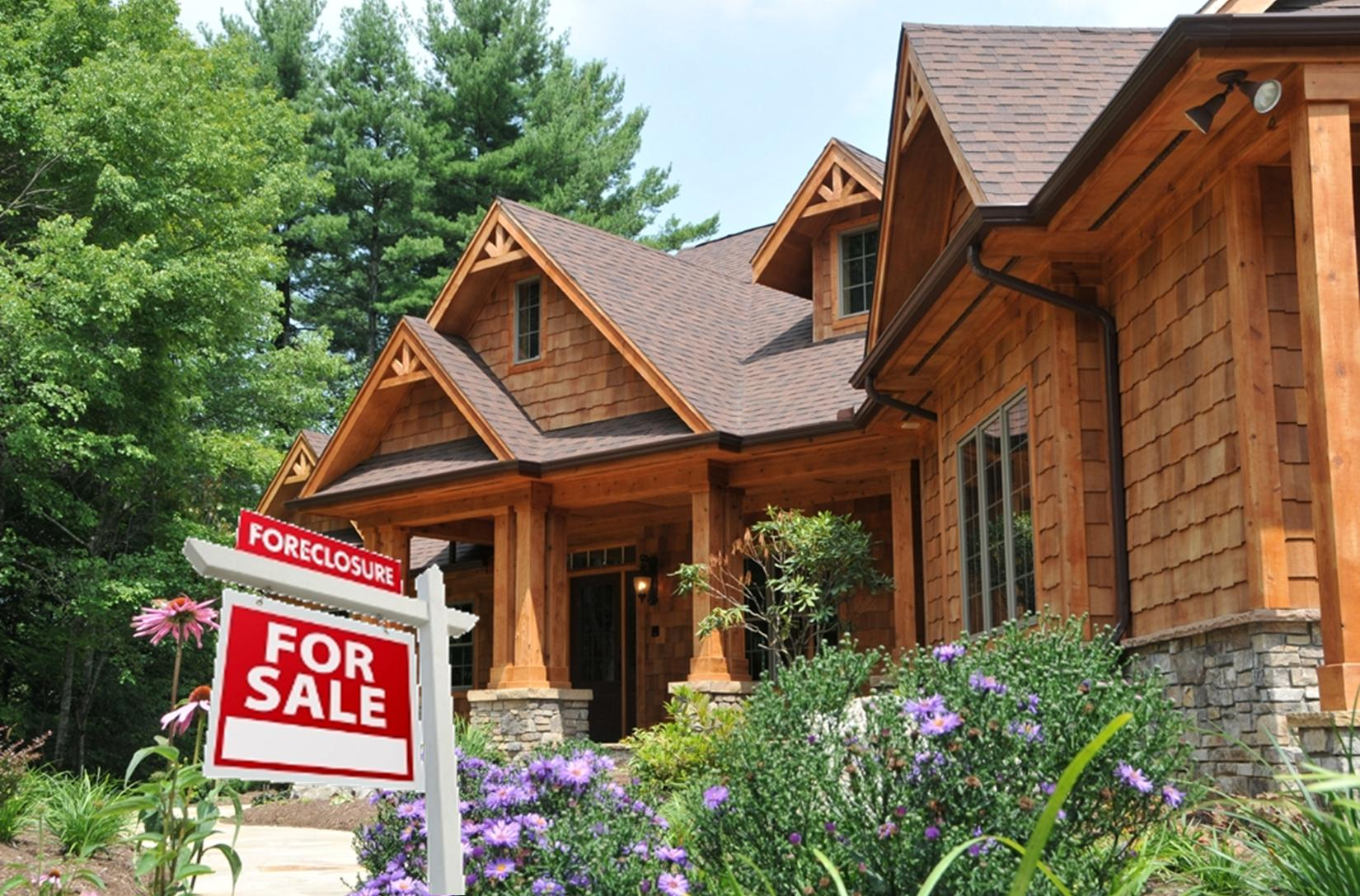Buying Foreclosed Or Short Sale Homes